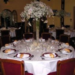 table dressée