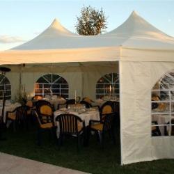 tente 40 m²