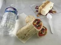 Lunch box Wrap