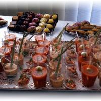 Verrine aperitive