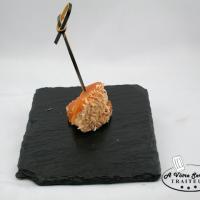 Abricot foie gras coco torrifie