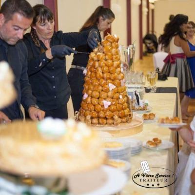 buffet dessert Mariage