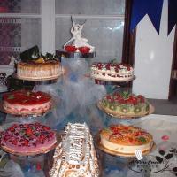 cascade dessert