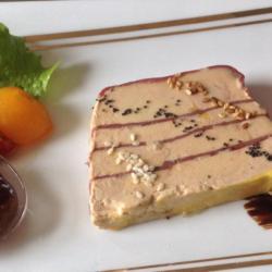 Foie gras Marbré