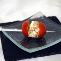 Mini brochette Tomate mozza