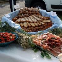 buffet de pains