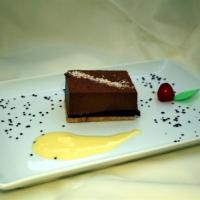 croquant au chocolat