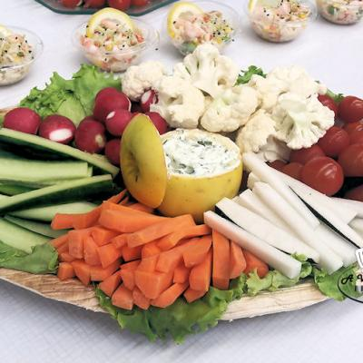 Légumes Dips
