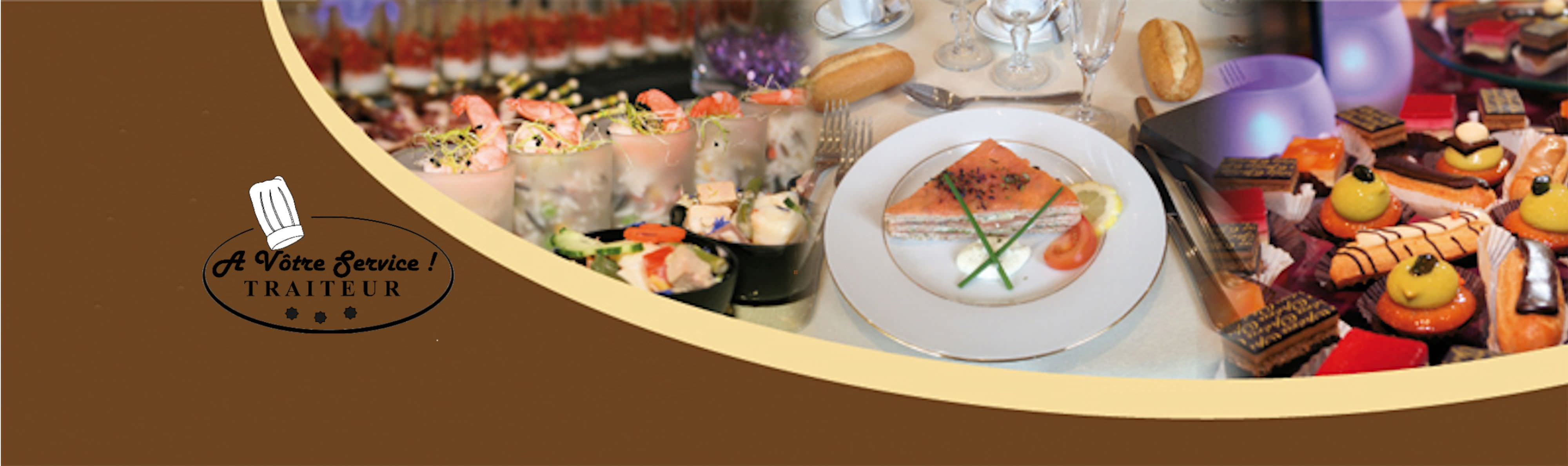 Cocktail - Buffet - Réceptions - Plateaux repas