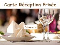 Carte reception