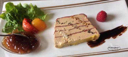 Foie gras marbre 2
