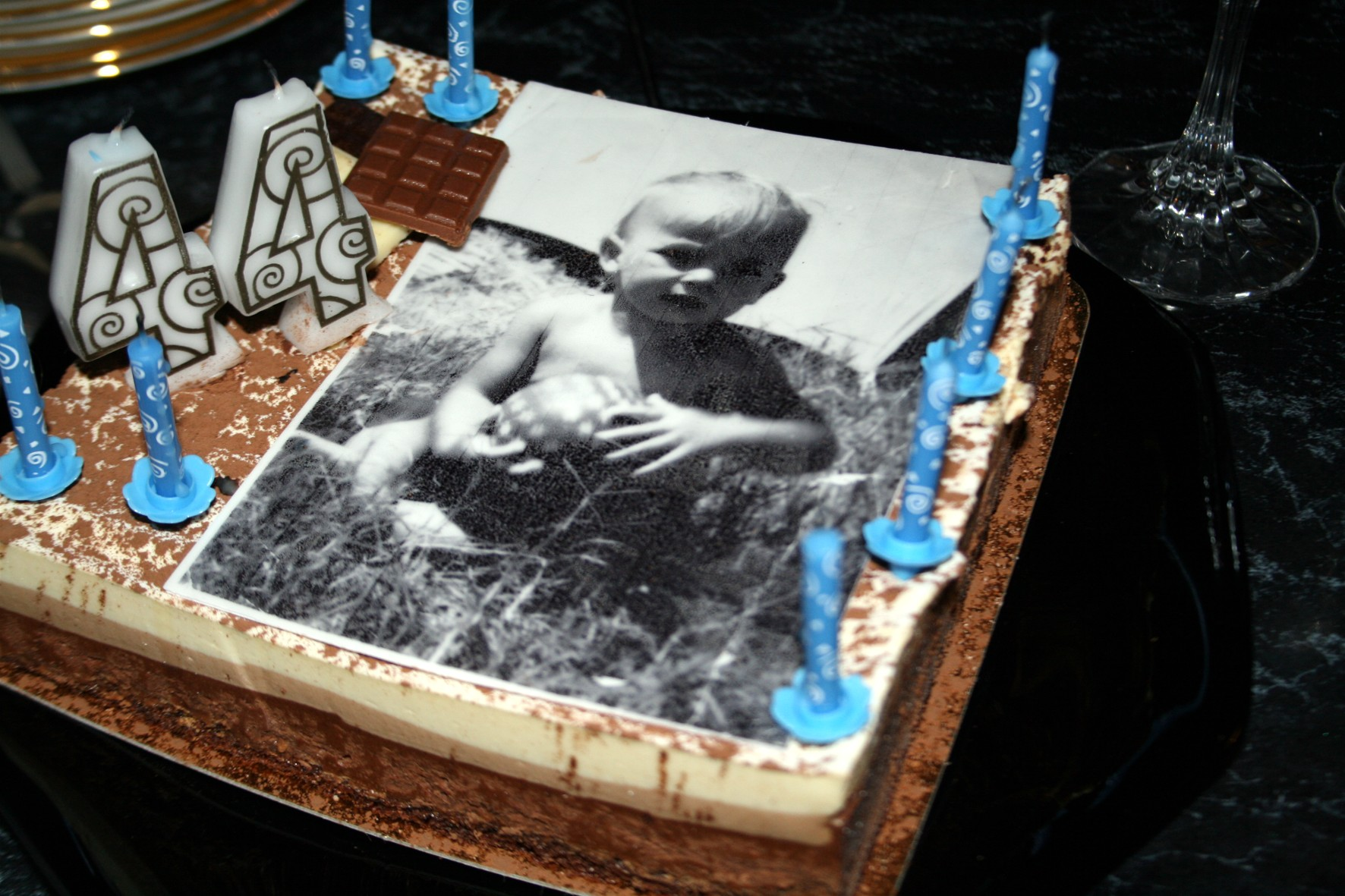 Photo fondant Jean-Marc ZENOU
