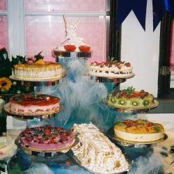 Cascade de dessert