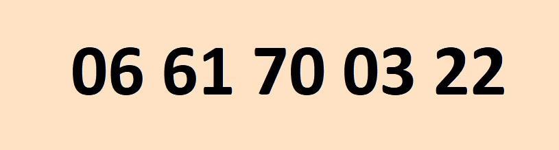 Numero jeannot